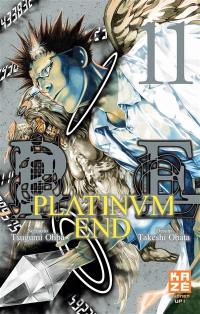 Platinum end. Volume 11,