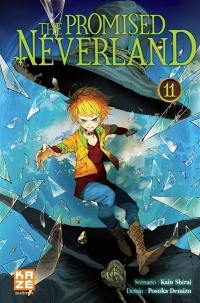 The promised Neverland. Volume 11,