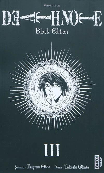 Death note. Volume 3,