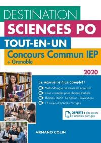 Destination Sciences Po