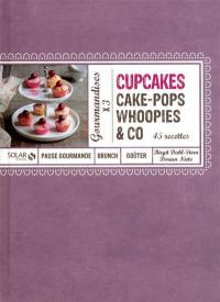 Cupcakes, cake-pops, whoopies & Co