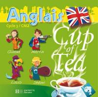 Cup of tea anglais CM2