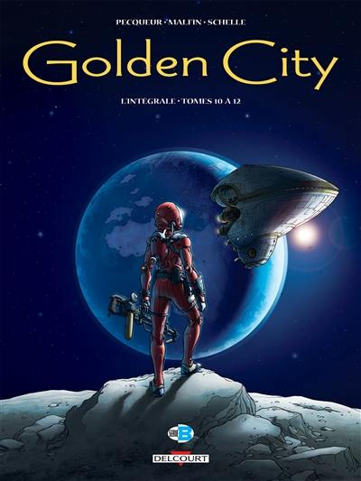Golden city, Tomes 10 à 12