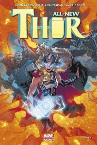 All-New Thor. Volume 4, Thor le guerrier