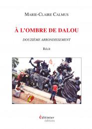 A L'OCCASION DU PARIS DES LIBRAIRES, RENCONTRE AVEC MARIE-CLAIRE CALMUS