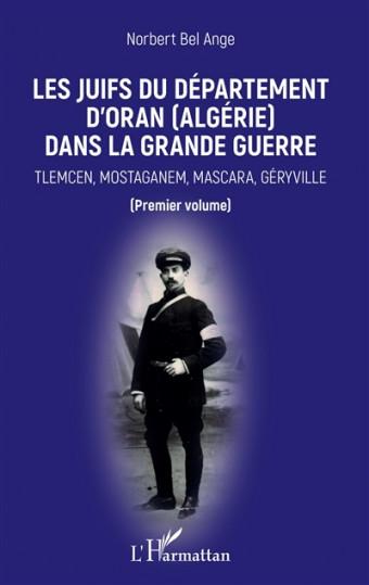 Norbert Bel Ange nous raconte les Juifs d'Algérie